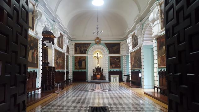 Lima - Convento de Santo Domingo