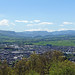 Penrith and the Lakes from the Beacon.