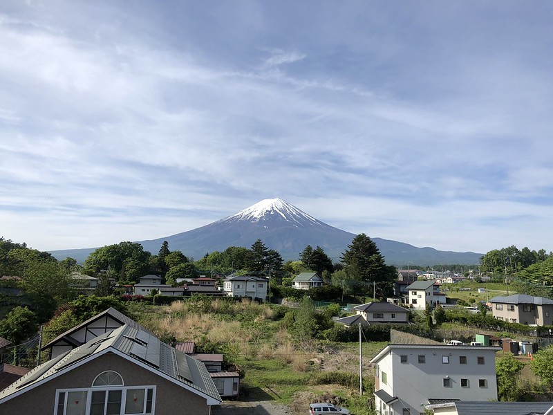 iPhone X - Normal Zoom - Mount Fuji