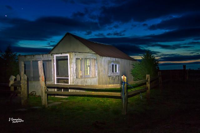 1880 Hamm Homestead Cabin