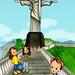 Cristo Redentor from Molly Goes to Rio de Janeiro