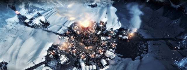 Frostpunk - City Expansion