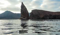 Rugged Coastline of Bartalome Island and other Islands