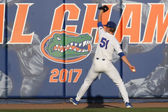 Gators vs Auburn 4/26/2018 Baseball