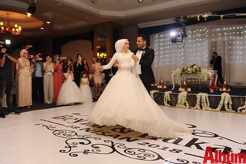 Beyza Gökgül, Hakan Şimşek düğün töreni -9