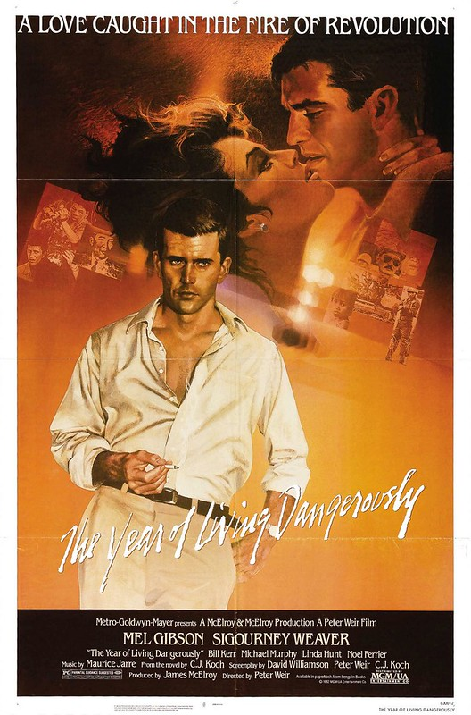 The Year of the Living Dangerously - Poster 2