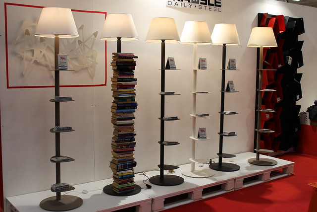 Ambiance salon du livre de Turin