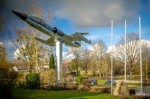 CF-104 Starfighter Memorial, Soellingen