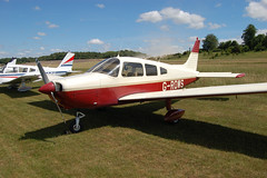 G-ROWS Piper PA-28-151 [28-7715296] Popham 110710