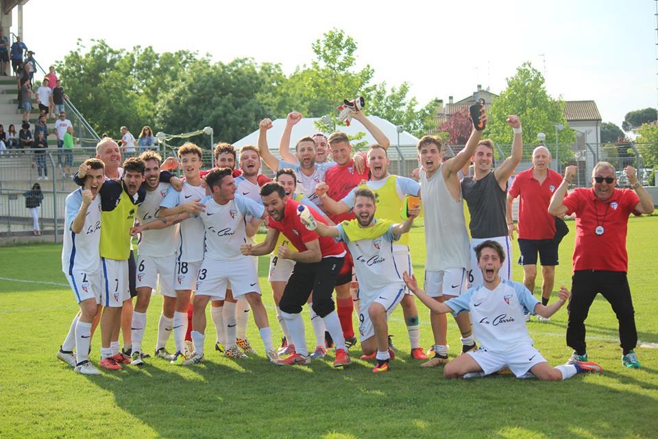 Calcio Promozione: Lo Sparta Castel Bolognese conquista la salvezza