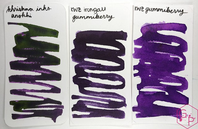 Krishna Inks Anokhi Fountain Pen Ink Review @PenChalet 7