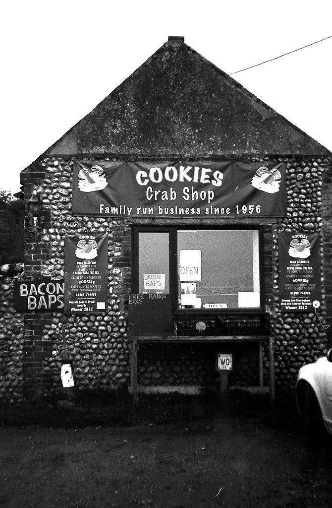 cookie's crab shop