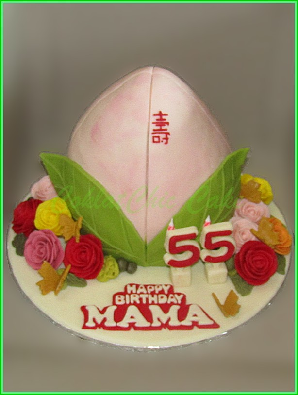 Cake Flowers MAMA 24 cm