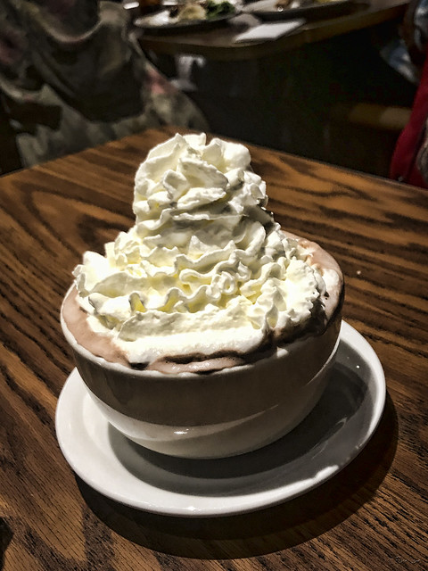 Mimi's hot chocolate