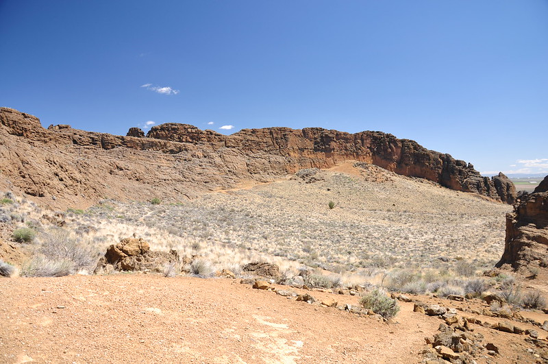 Fort Rock State Natural Area