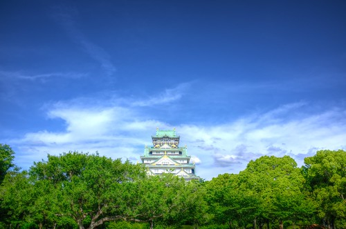 Osaka Castle on 20-05-2018 (10)