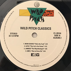 V.A.:WILD PITCH CLASSICS(LABEL SIDE-D)