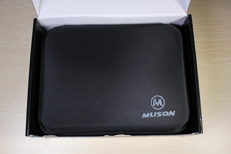 MUSON(ムソン)アクションカメラ 開封レビュー (6)