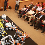Δημοσιογραφική Διάσκεψη Robotex