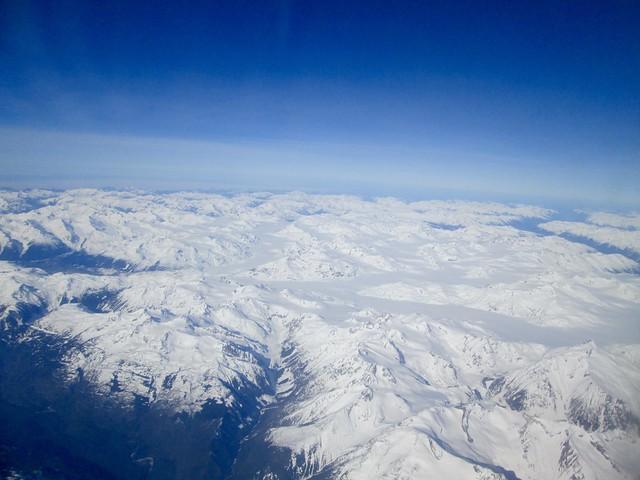 There are still some glaciers