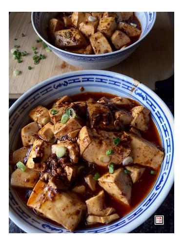 最好吃的下饭菜:成都麻婆豆腐