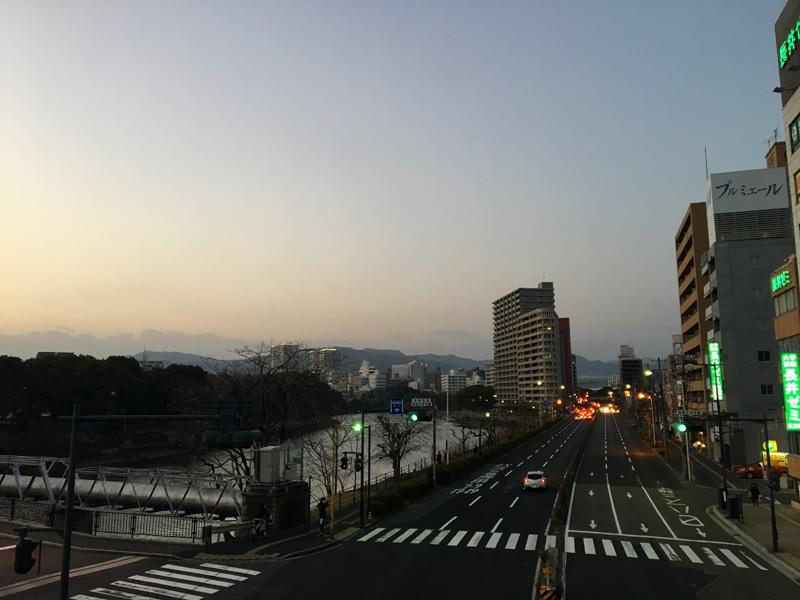 Hiroshima Dusk