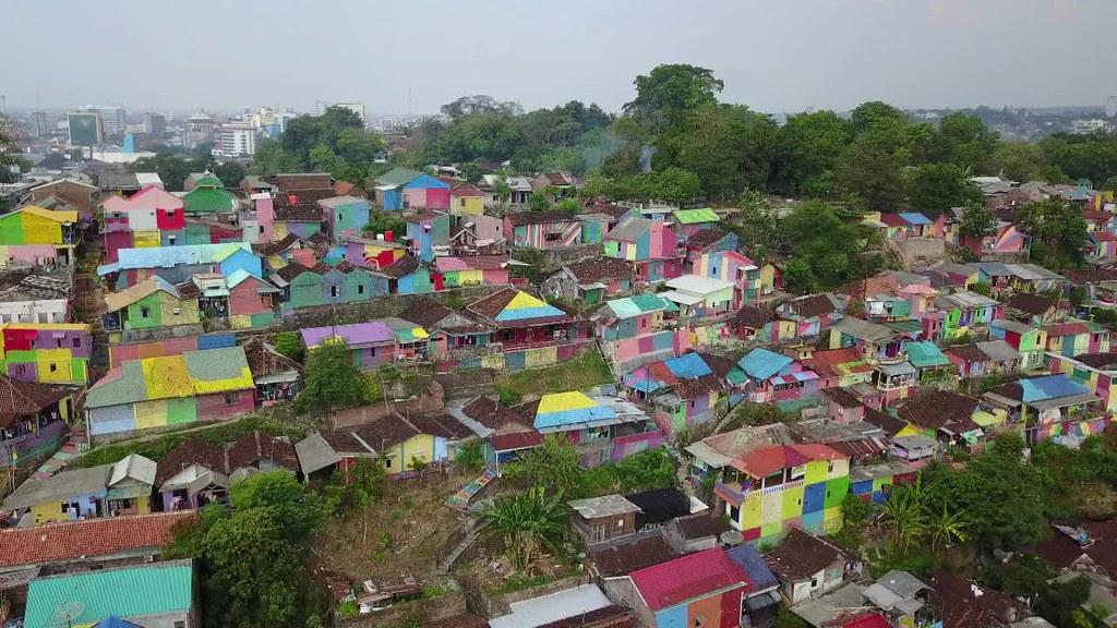 Kampung Pelangi, Semarang