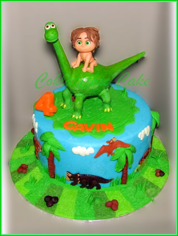 Cake Good Dinosaurs - GAVIN 20 cm