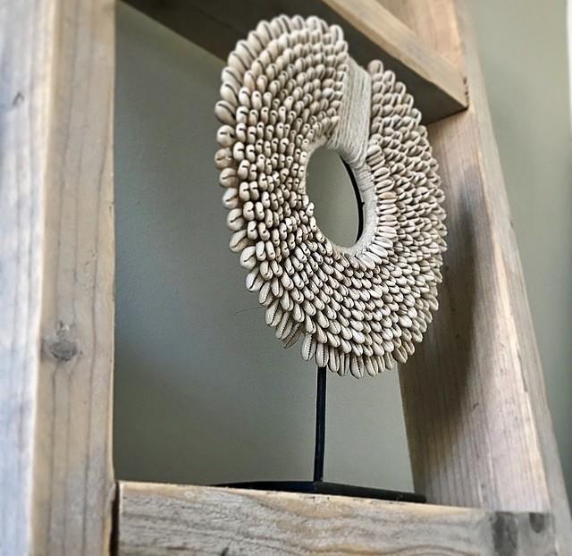 Ornament op voet