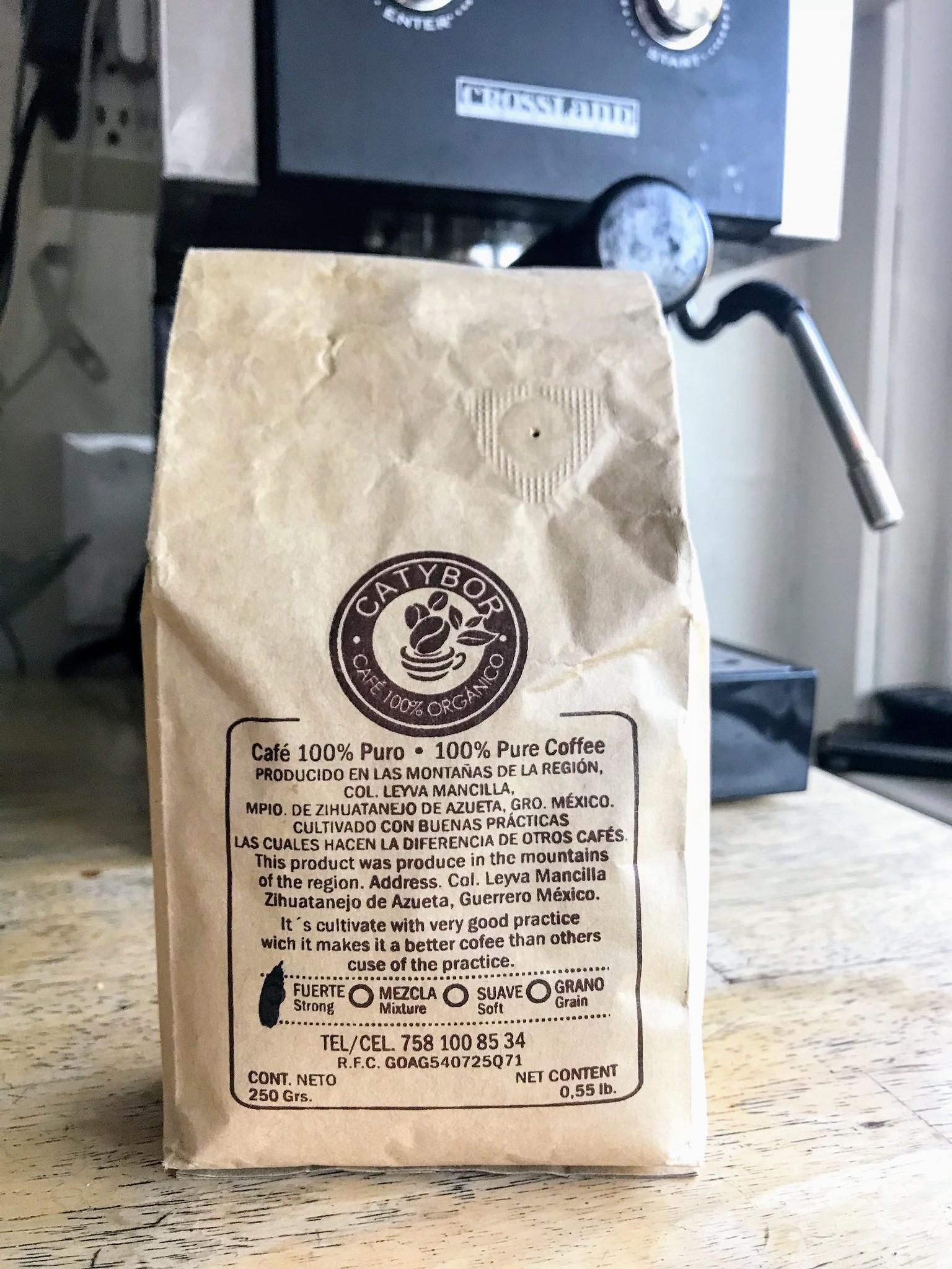 Catybor Café 100% Organico