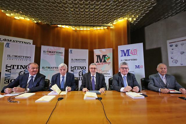 Imprese Industriali del Mezzogiorno - Presentazione del Settimo Rapporto La Malfa - 4 Maggio 2018