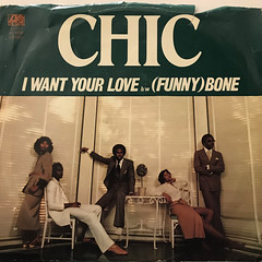 CHIC:I WANT YOUR LOVE(JACKET A)