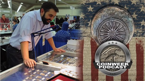 CoinWeek Podcast with John Kraljevich