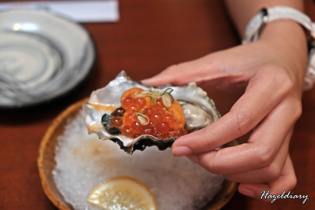 Uni Gallery by Oosterbay-Hazeldiary-Uni Oyster Shot