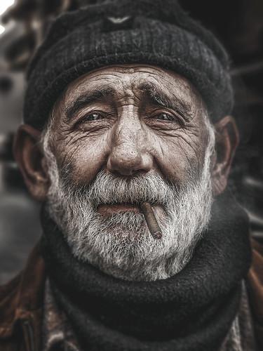 Retrato a un desconocido