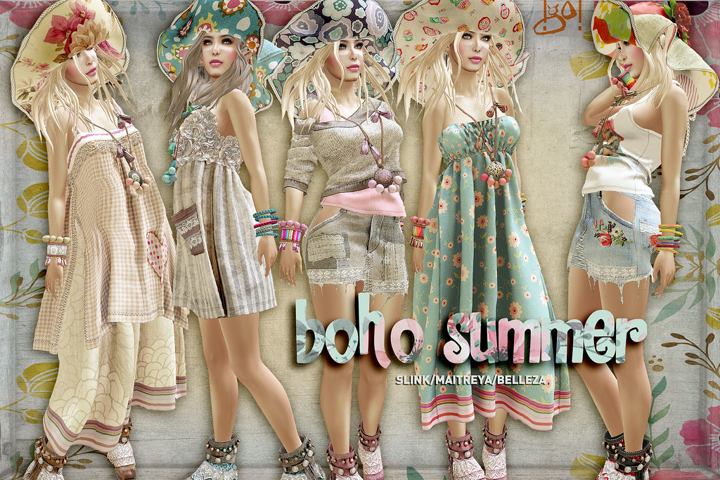 !go! Boho Summer – vendor