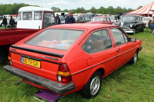 1982 Volkswagen Passat CL Formel E 55Kw