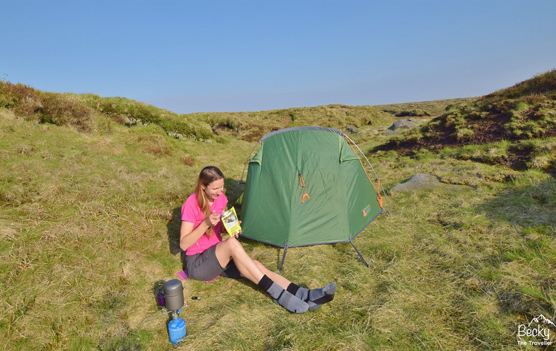 Summit to Eat freeze-dried meals