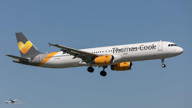LY-VEA A321 TCX