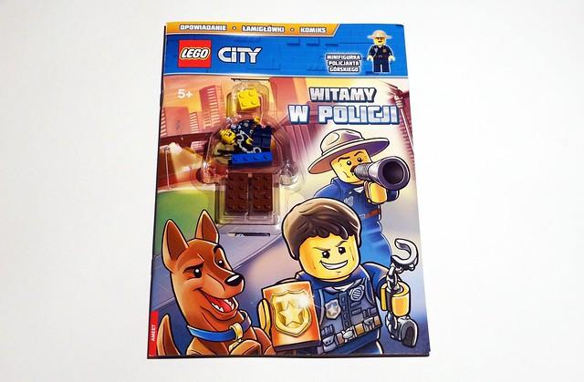 RECENZJA LEGO® City. Witamy w policji (1)