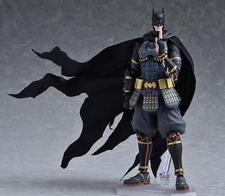 figma 《忍者蝙蝠俠》「忍者蝙蝠俠」 亂世參戰!ニンジャバットマン