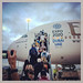 Boarding Emirates 7978