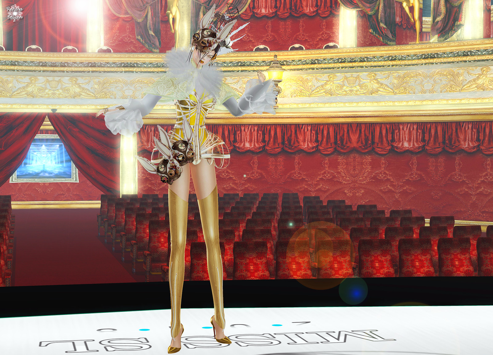 MISS SL 2018 – 5th Runway Challenge – PIERROT 2068