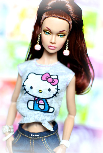 Poppy Parker in Barbie fashion | by daniela.markovna