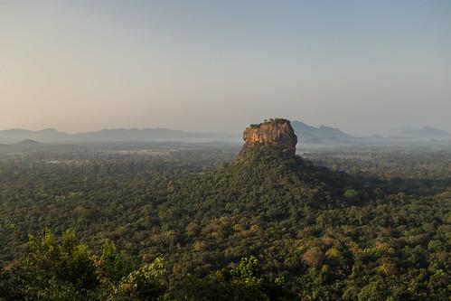 srilanka sigiriya canon pidurangalarock landscape nature lionsrock sunrise