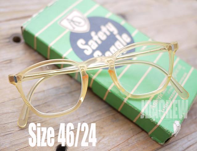 aoアメリカンオプティカルセーフティー眼鏡