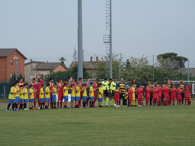 Santarcangelo - Ravenna 1-1