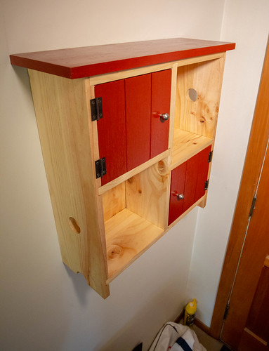 I made this! #project #woodwork #theweekendwoodworker
