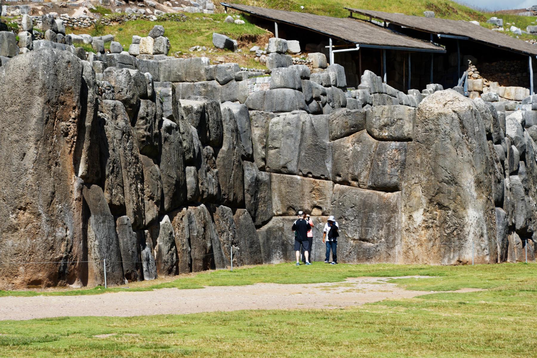Saqsaywaman - Inca stonework