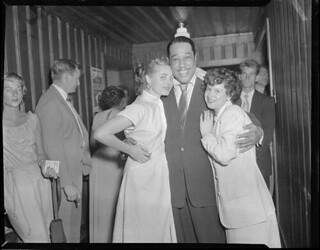 Duke Ellington at the Standish Hall Hotel, Hull, Quebec /  Duke Ellington à l'hôtel Standish Hall, Hull (Québec)